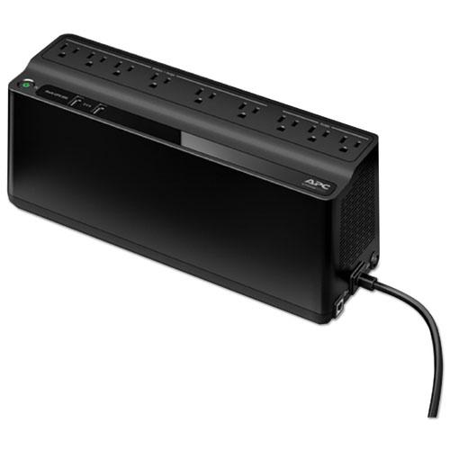 Smart-UPS 850 VA Battery Backup System, 9 Outlets, 354 J