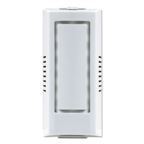 Gel Air Freshener Dispenser Cabinet, 4 x 3.5 x 8.75, White
