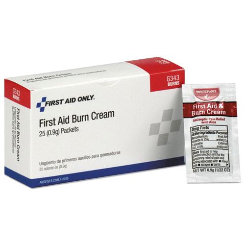 24 Unit ANSI Class A Refill, Burn Cream, 25/Box