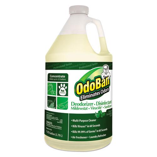 OdoBan® Concentrated Odor Eliminator, Eucalyptus, 55 gal Drum