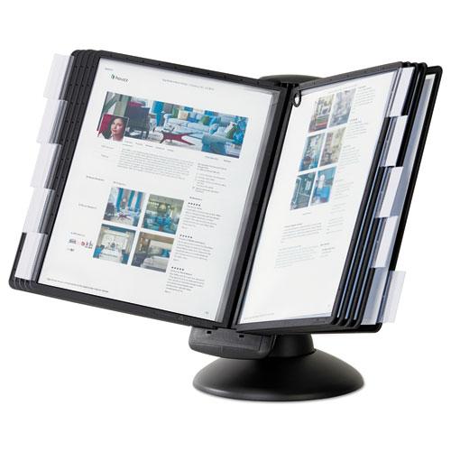 Dbl553901 Durable Sherpa Motion Desk Reference System Zuma