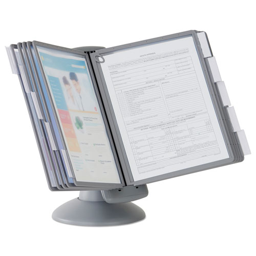 Dbl553937 Durable Sherpa Motion Desk Reference System Zuma