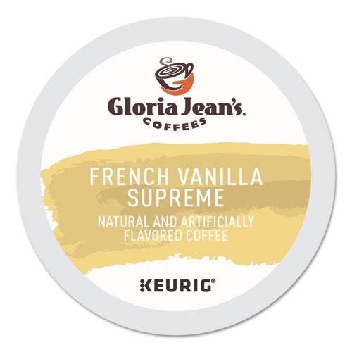 French Vanilla Supreme Coffee K-Cups, 24/Box