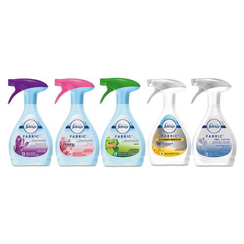 Febreze® FABRIC Refresher/Odor Eliminator, Extra Strength,Original, 16.9oz Bottle, 8/Ctn