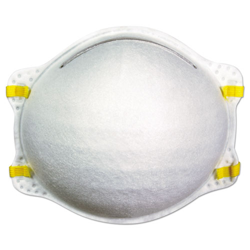 N95 Disposable Particulate Respirator, 20/Box