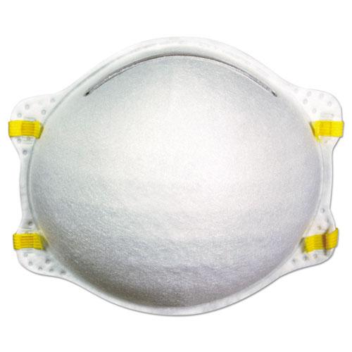 N95 Disposable Particulate Respirator, 12/Carton