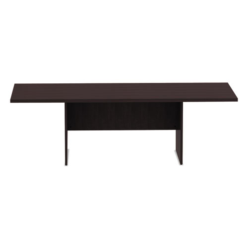 Alera Valencia Series Conference Table Rect X X - Espresso conference table