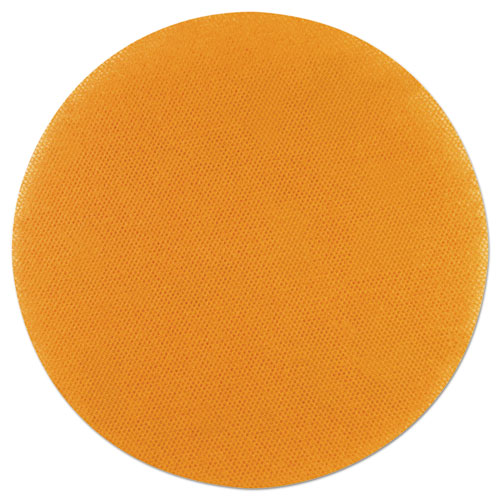 Abrasive, 5 Diameter, 180 Grit, Yellow, 48/CT