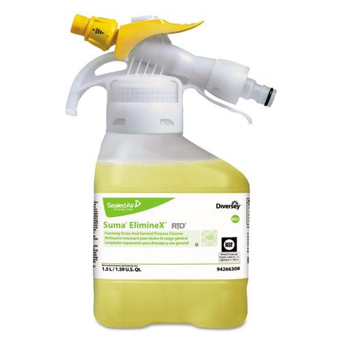 Diversey™ Suma ElimineX D3.1, Liquid, 50.7 oz, 2 per carton