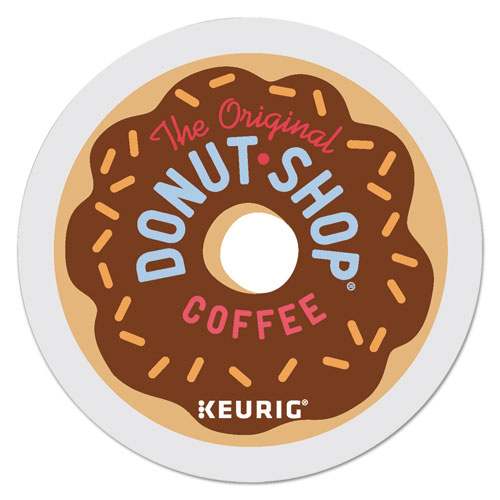 Donut Shop Coffee K-Cups, 24/Box 60052101