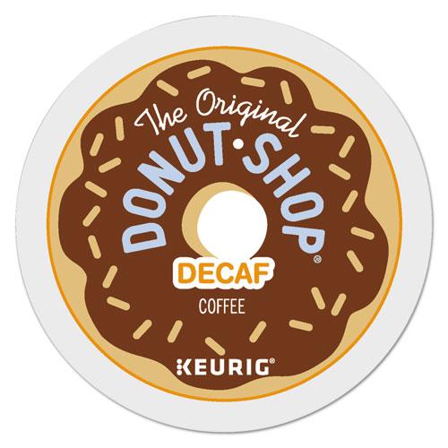 The Original Donut Shop® Donut Shop Decaf Coffee K-Cups, 22/Box