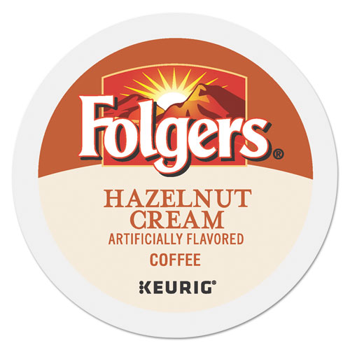 Folgers® Hazelnut Cream Coffee K-Cups, 24/Box