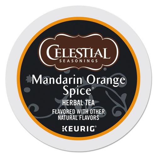 Mandarin Orange Spice Herb Tea K-Cups, 96/Carton