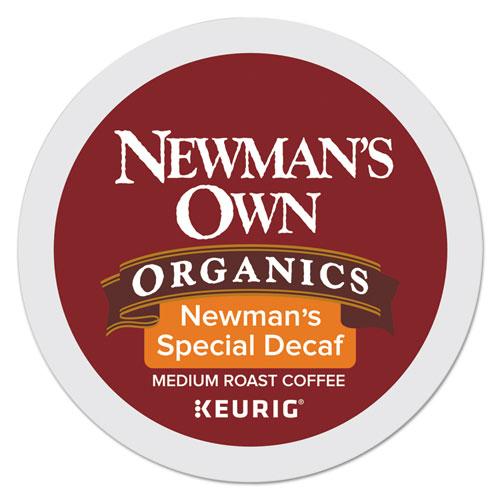 Newman's Own® Organics Special Decaf K-Cups, 24/Box