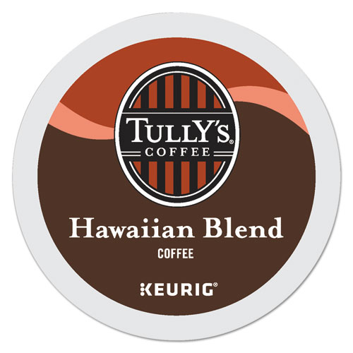 Hawaiian Blend Coffee K-Cups, 24/Box 6606