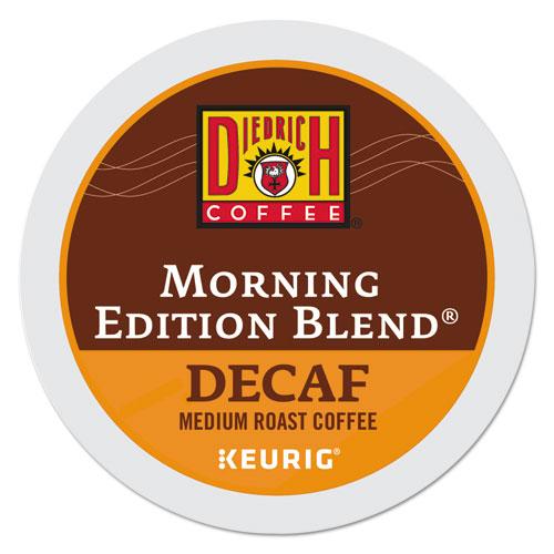 Diedrich Coffee® Morning Edition Decaf Coffee K-Cups, 24/Box
