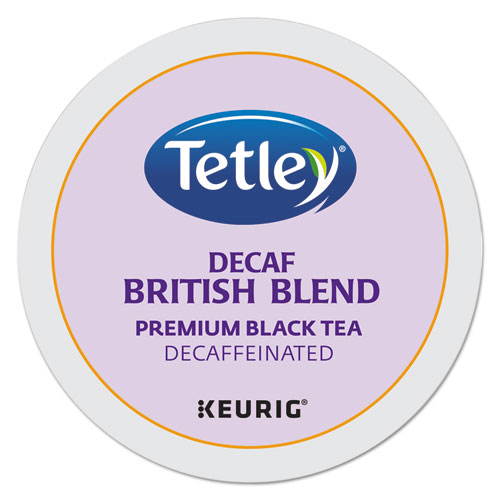 British Blend Decaf Tea K-Cups