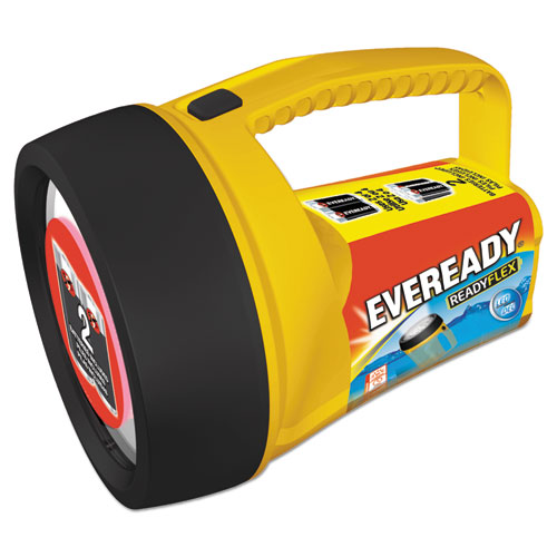 Eveready® Readyflex Floating Lantern, 2 D, Yellow/Black