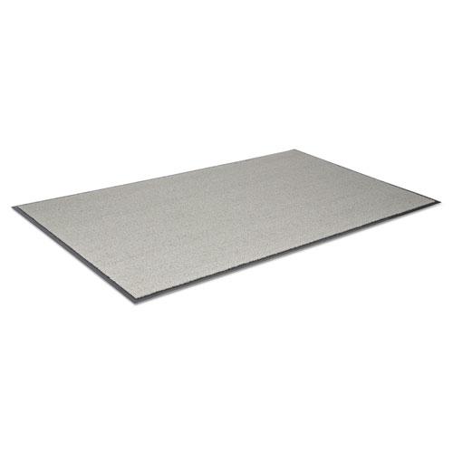 Crown Jasper Indoor/Outdoor Scraper Mat, 36 x 60, Black