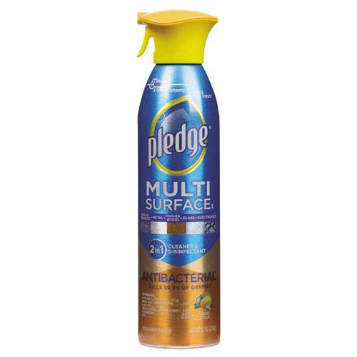 Pledge® Multi-Surface II Everyday Cleaner, 9.7oz Aerosol