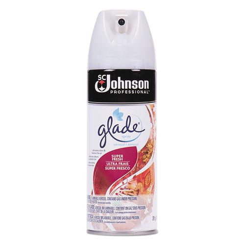 Glade® Air Freshener, Super Fresh Scent, 13.8 oz Aerosol