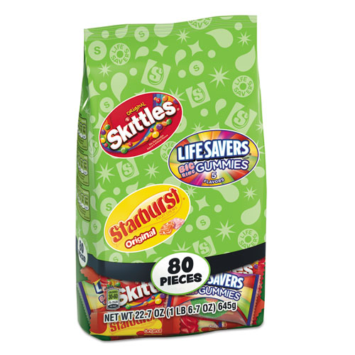 Wrigley's® Family Favorites Assortment, Variety, Bag