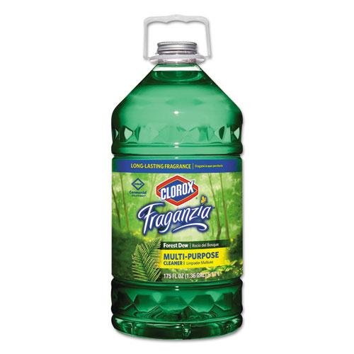 Clorox® Fraganzia Multi-Purpose Cleaner, Forest Dew Scent, 175 oz Bottle