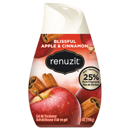 Adjustables Air Freshener, Blissful Apples and Cinnamon, 7 oz Cone | by Plexsupply