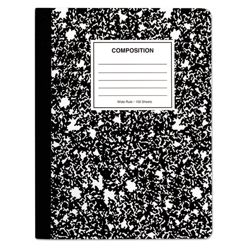 Quad Rule Composition Book By Universal 174 Unv20950