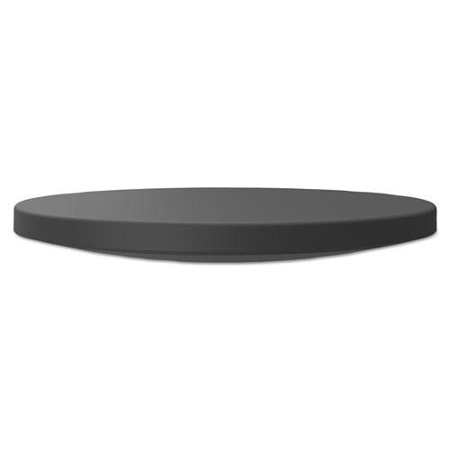 "HON® Rectangular Wobble Board, 22.24""w x 18.11""d x 2.95""h, Black"