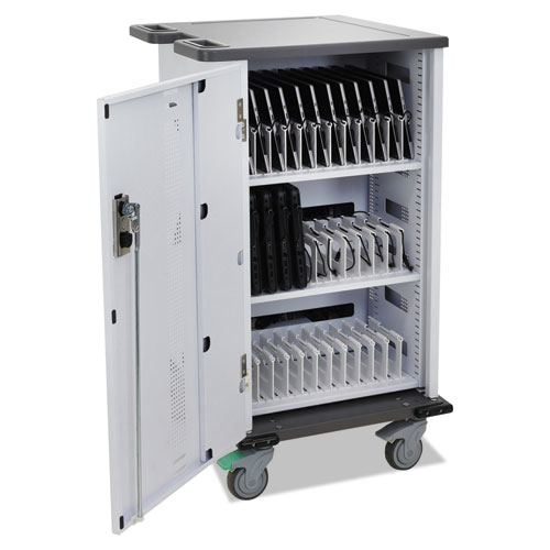 YES Basic Charging Cart, 23.2 x 23.4 x 41.5