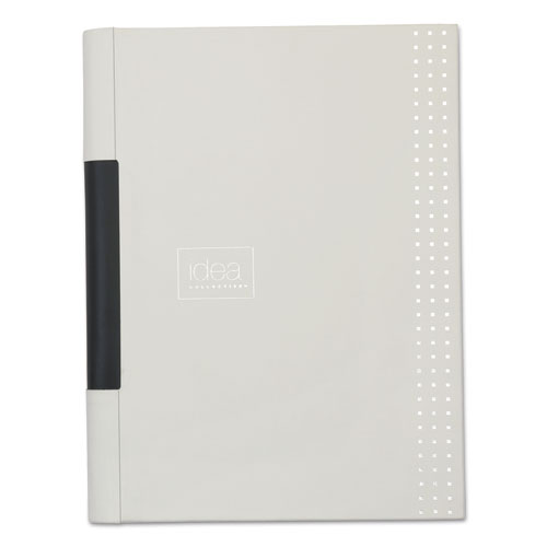 Idea Collective Professional Casebound Notebook, White, 5 7/8 x 8 1/4, 80 Pages