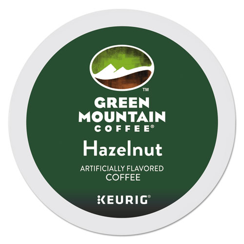 Flavored Variety Coffee K-Cups, 22/Box