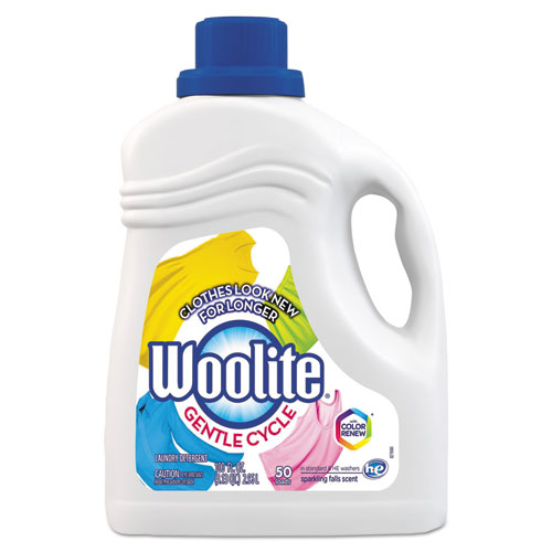 WOOLITE® Gentle Cycle Laundry Detergent, 50 oz Bottle