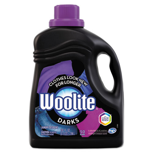 WOOLITE® Extra Dark Care Laundry Detergent, 100 oz Bottle