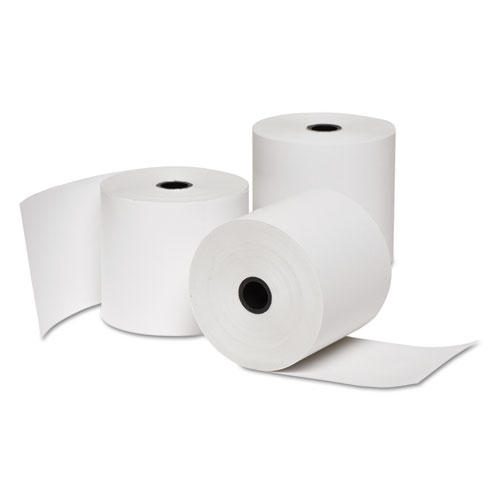 Deluxe Direct Thermal Printing Paper Rolls, 3