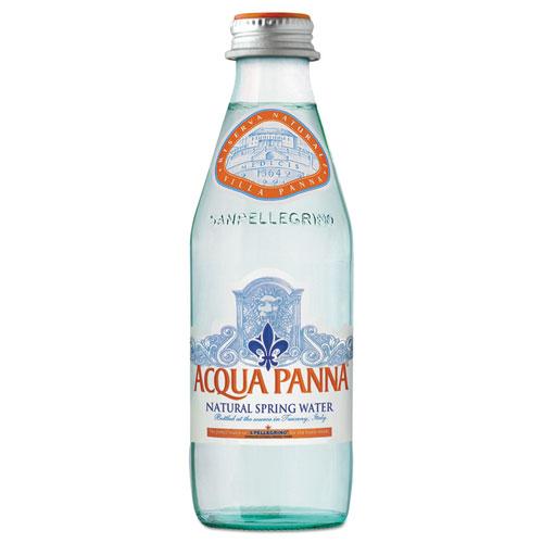 Natural Mineral Water, 250 mL Bottle, 24/Carton