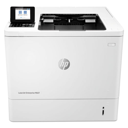 LaserJet Enterprise M607n Wireless Laser Printer