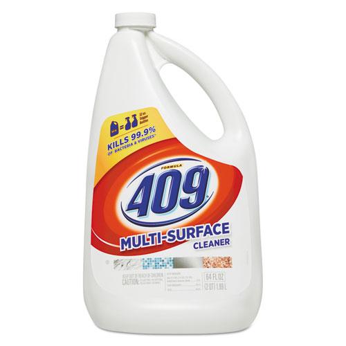 Multi-Surface Cleaner, Refill Bottle, 64 oz, Refill, 6/Carton