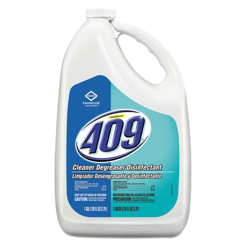 Formula 409® Cleaner Degreaser Disinfectant, Refill, 128 oz 4/Carton