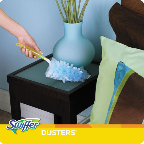 Refill Dusters Dust Lock Fiber 2 Quot X 6 Quot Light Blue 18