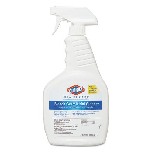 Bleach Germicidal Cleaner, 22 oz Spray Bottle