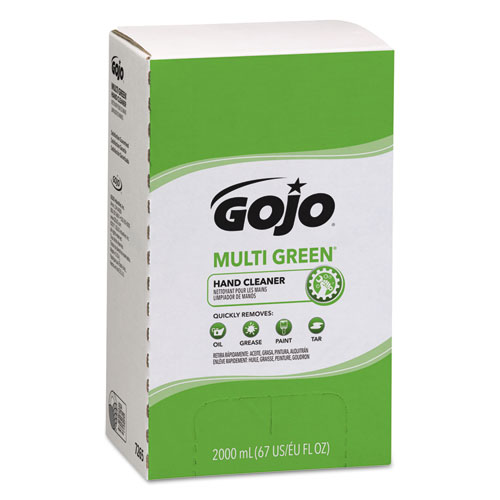 Goj7265 Gojo Multi Green Hand Cleaner Refill Zuma