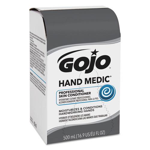 HAND MEDIC Professional Skin Conditioner, 500 mL Refill, 6/Carton