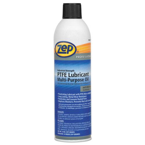 Zep Professional® Z-Works PTFE Lubricant, Aerosol, 15 oz, 12/Carton