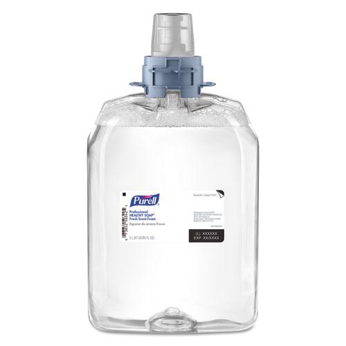 PURELL® Professional HEALTHY SOAP Fresh Scent Foam, Cranberry, 2000 mL, 2/CT