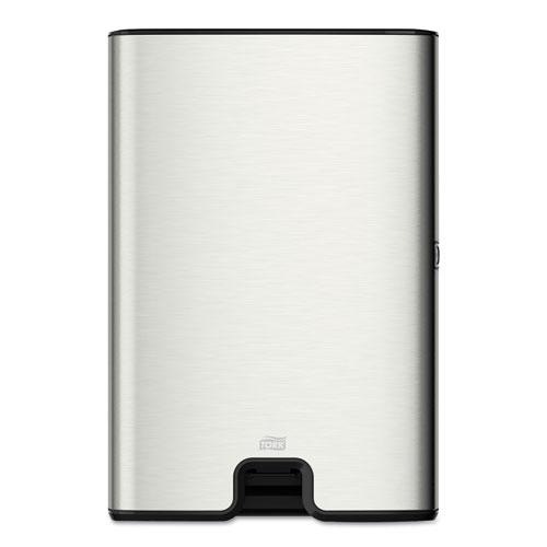 Image Design Xpress Hand Towel Dispenser, 13 x 3.94 x 18.63, Stainless Steel