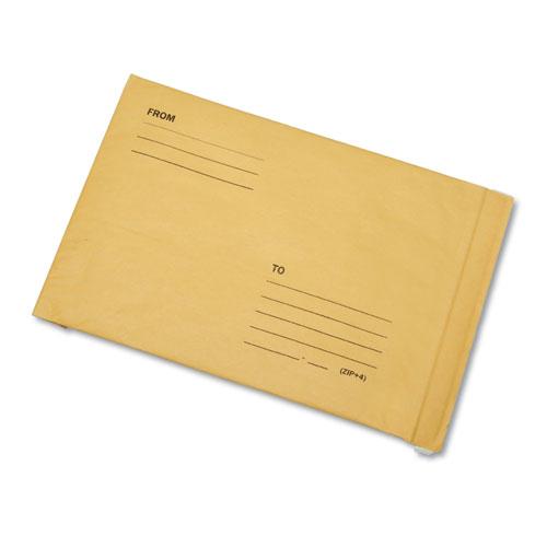 8105002811169 Sealed Air Jiffy Padded Mailer, 7, Bubble Lining, Self-Adhesive Closure, 14.25 x 20, Natural Kraft, 50/Box