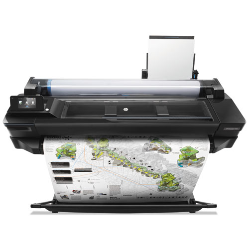 DesignJet T520 36 Printer Wireless Inkjet Printer