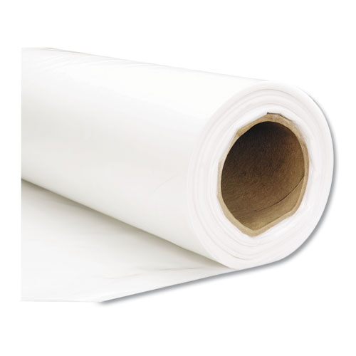 8135005796489 SKILCRAFT Plastic Sheeting, 12 ft x 100 ft, Clear
